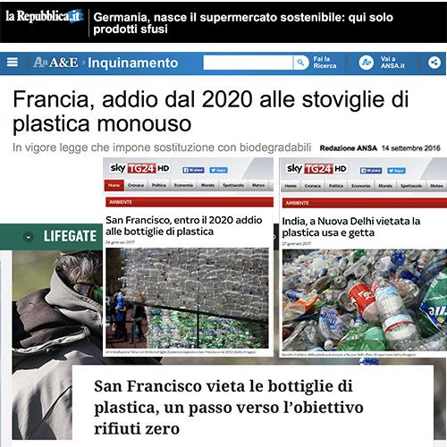 plastica vietata