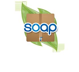 Soap il detersivo in scatola