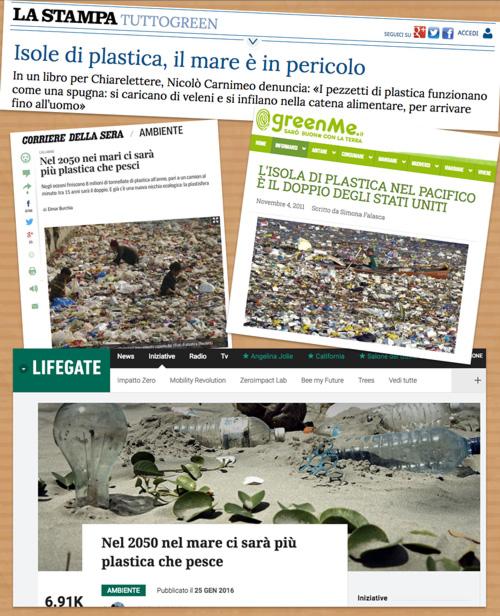 problema plastica