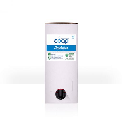 detersivo lavatrice BIO soap 5L