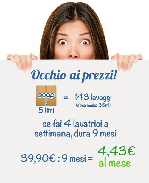 prezzo detersivo