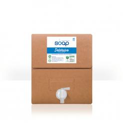 detersivo lavatrice BIO soap 10L