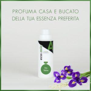 essenza iris talco