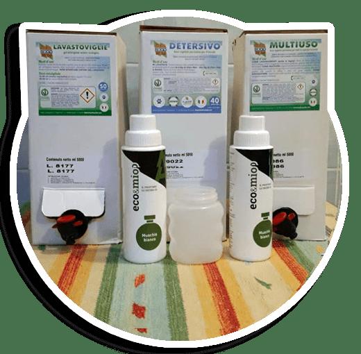 Annalisa - 118 flaconi in meno ⭐️⭐️⭐️⭐️ Spilla a casa l'equivalente di 10 detersivi, 100 sgrassatori e 8 gel lavastoviglie